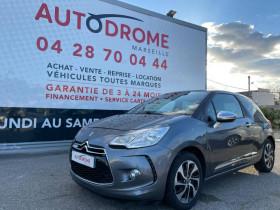 Citroen DS3 , garage AUTODROME à Marseille 10