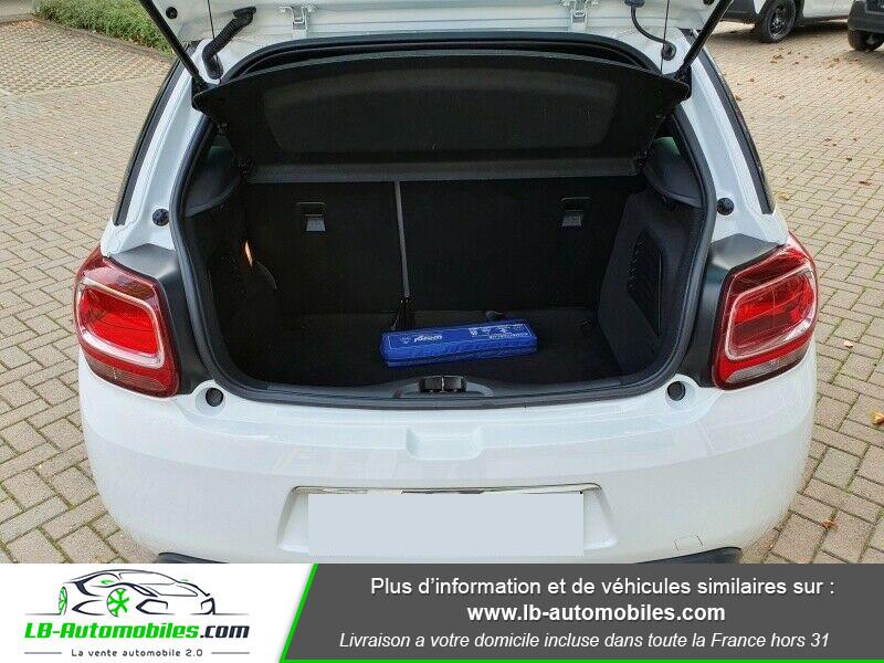 Citroen DS3 BlueHDi 100 / SoChic Blanc occasion à Beaupuy - photo n°11