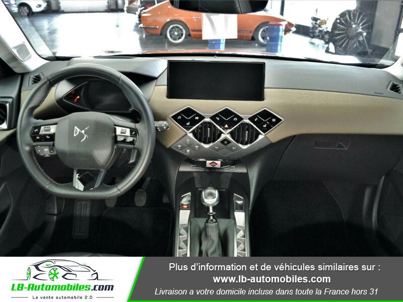 Citroen DS3 Crossback SoChic PureTech 100 Gris occasion à Beaupuy - photo n°2