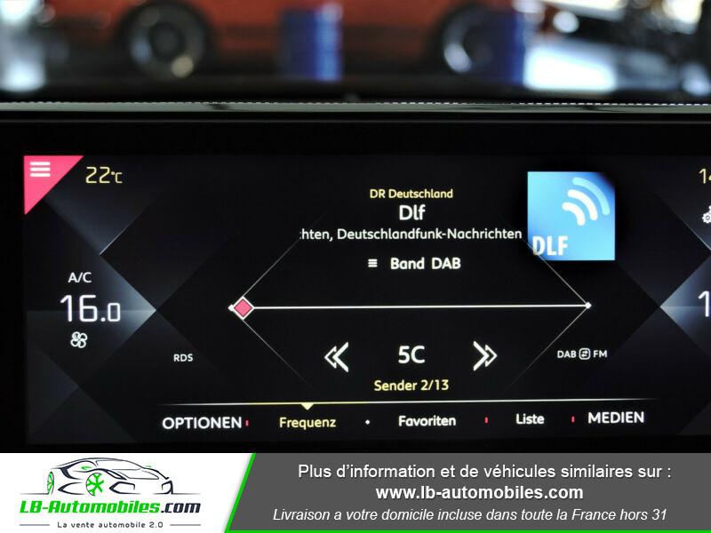 Citroen DS3 Crossback SoChic PureTech 100 Gris occasion à Beaupuy - photo n°12