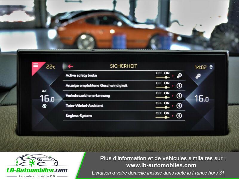 Citroen DS3 Crossback SoChic PureTech 100 Gris occasion à Beaupuy - photo n°14