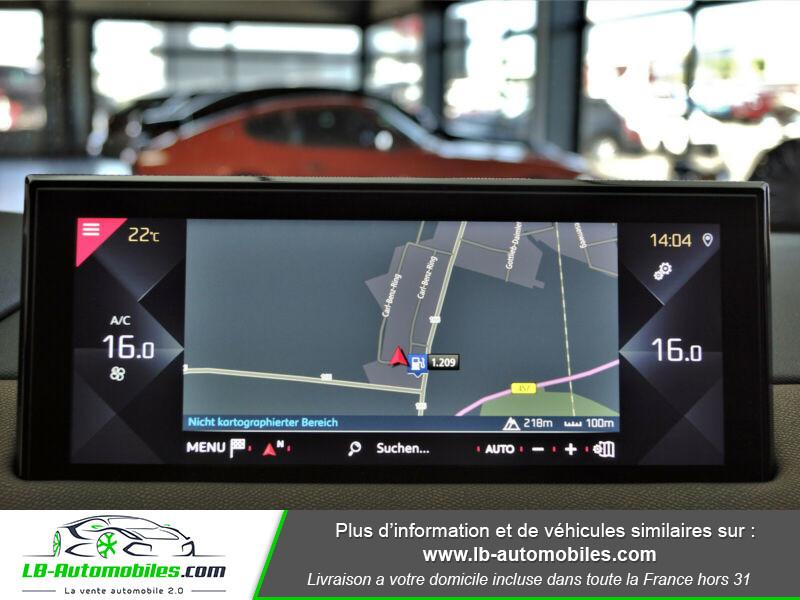 Citroen DS3 Crossback SoChic PureTech 100 Gris occasion à Beaupuy - photo n°11