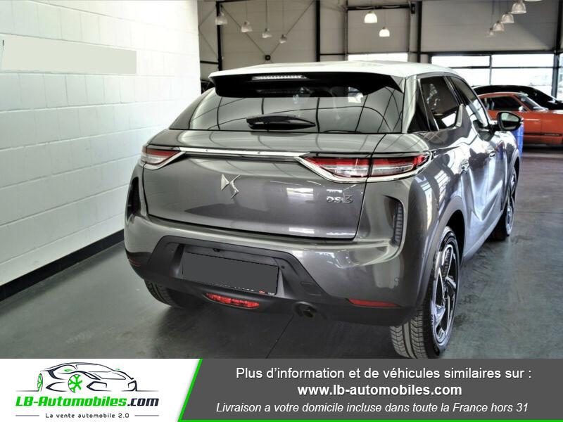 Citroen DS3 Crossback SoChic PureTech 100 Gris occasion à Beaupuy - photo n°3