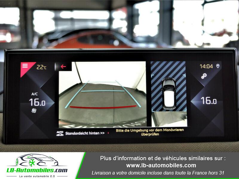 Citroen DS3 Crossback SoChic PureTech 100 Gris occasion à Beaupuy - photo n°10