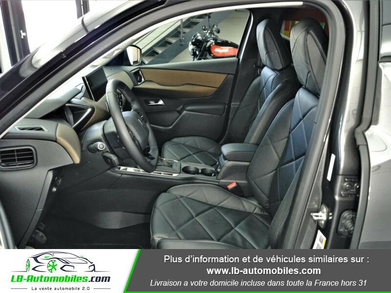 Citroen DS3 Crossback SoChic PureTech 100 Gris occasion à Beaupuy - photo n°4