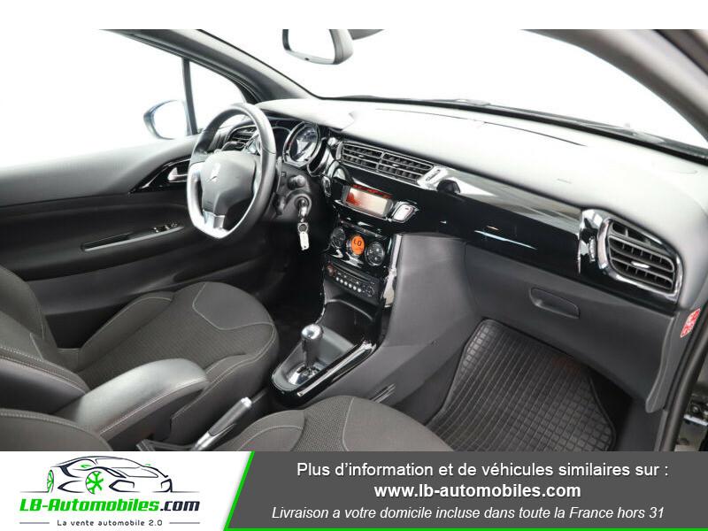 Citroen DS3 e-HDi 90 / So Chic ETG6 Noir occasion à Beaupuy - photo n°8