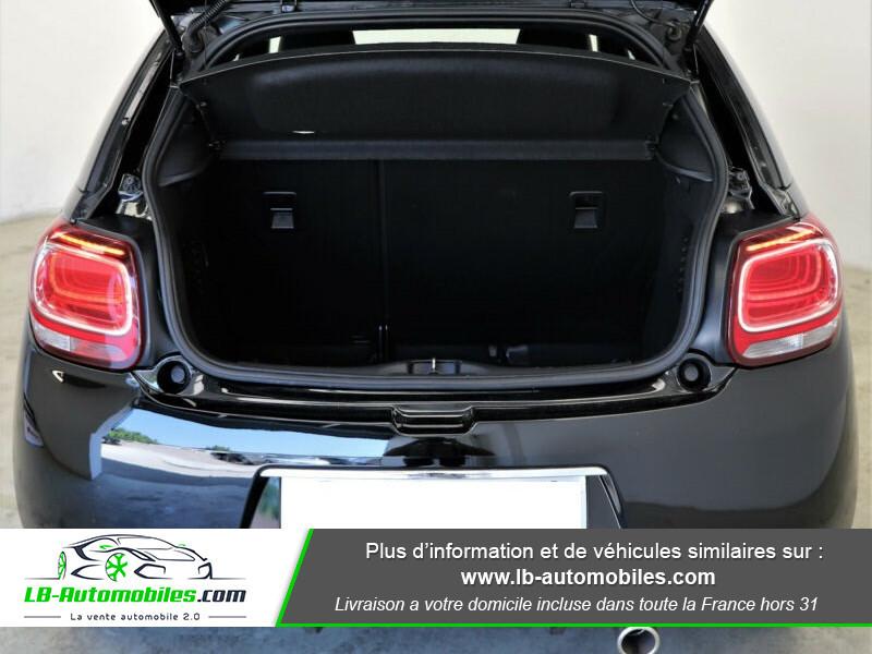 Citroen DS3 e-HDi 90 / So Chic ETG6 Noir occasion à Beaupuy - photo n°16