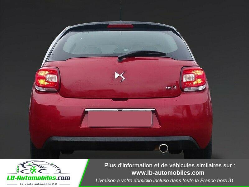 Citroen DS3 PureTech 110 Rouge occasion à Beaupuy - photo n°9