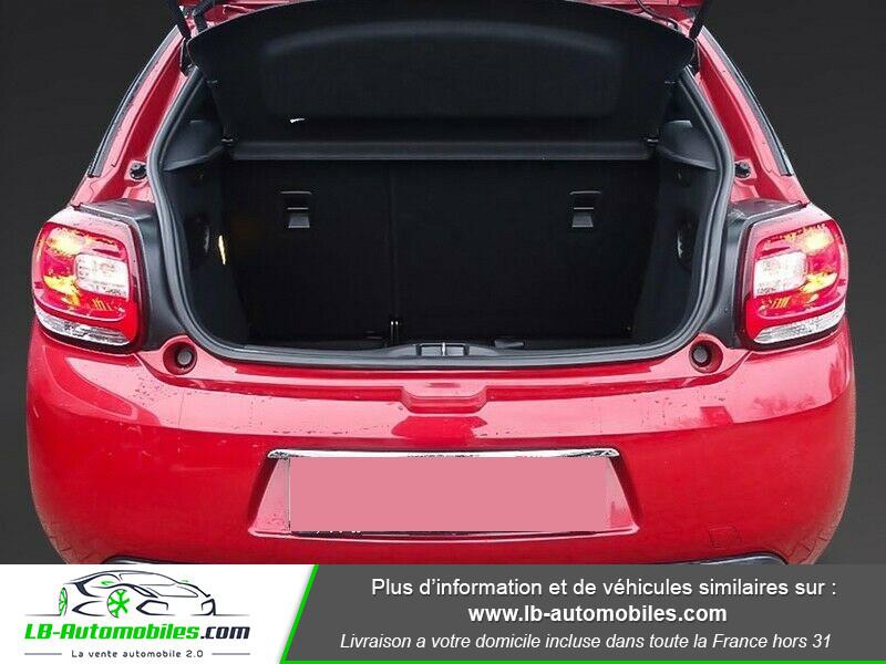 Citroen DS3 PureTech 110 Rouge occasion à Beaupuy - photo n°10
