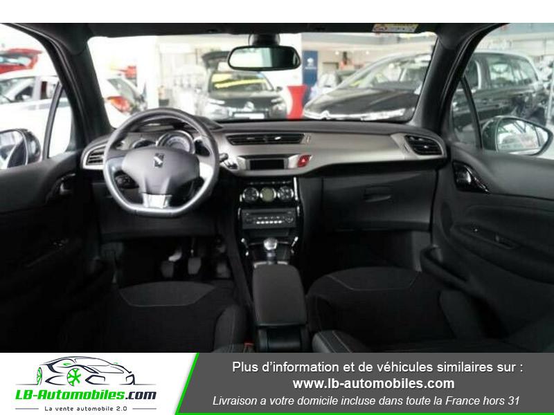 Citroen DS3 PureTech 110 Gris occasion à Beaupuy - photo n°2