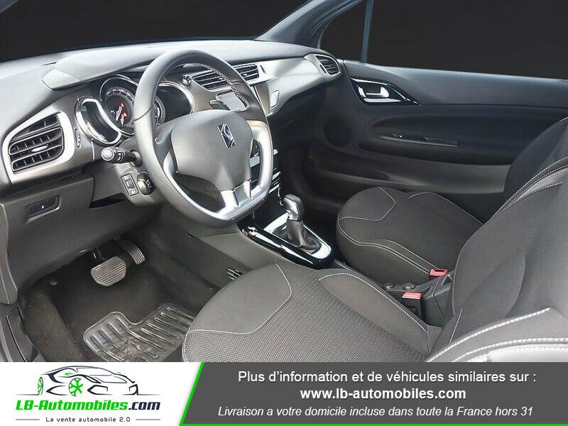 Citroen DS3 PureTech 110 Rouge occasion à Beaupuy - photo n°4