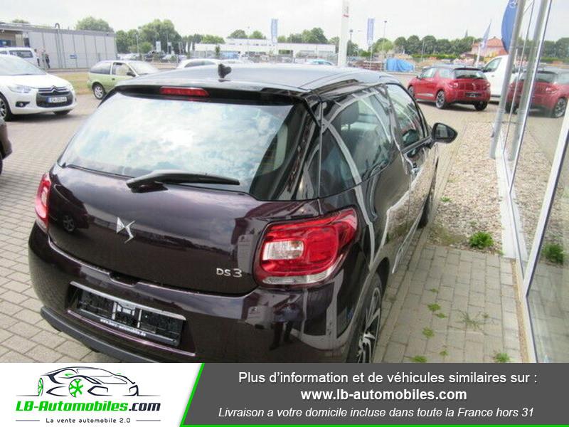 Citroen DS3 PureTech 82 Noir occasion à Beaupuy - photo n°3