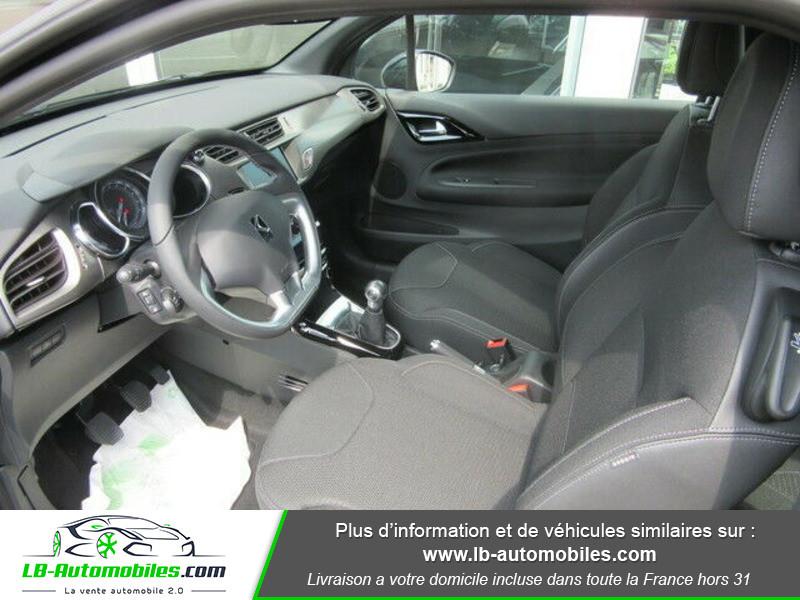 Citroen DS3 PureTech 82 Noir occasion à Beaupuy - photo n°2