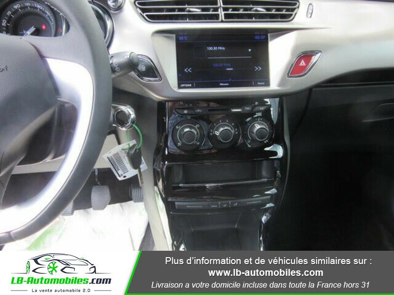 Citroen DS3 PureTech 82 Noir occasion à Beaupuy - photo n°5
