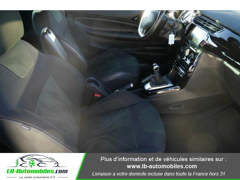 Citroen DS3 Sport Chic PureTech 130 Argent occasion à Beaupuy - photo n°5