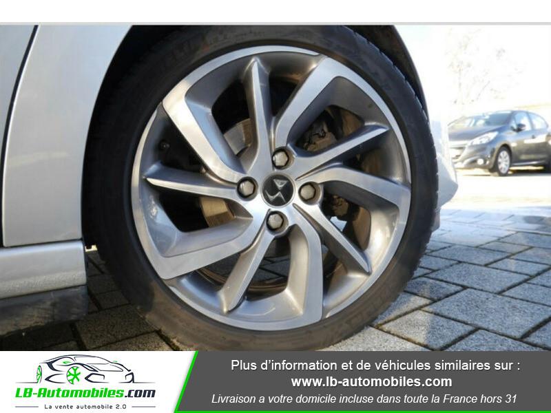 Citroen DS3 Sport Chic PureTech 130 Argent occasion à Beaupuy - photo n°4
