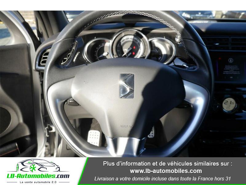 Citroen DS3 Sport Chic PureTech 130 Argent occasion à Beaupuy - photo n°2