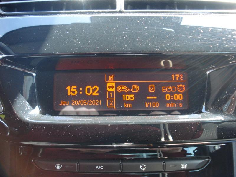 Citroen DS3 THP 165ch Sport Chic S&S Blanc occasion à Aurillac - photo n°4
