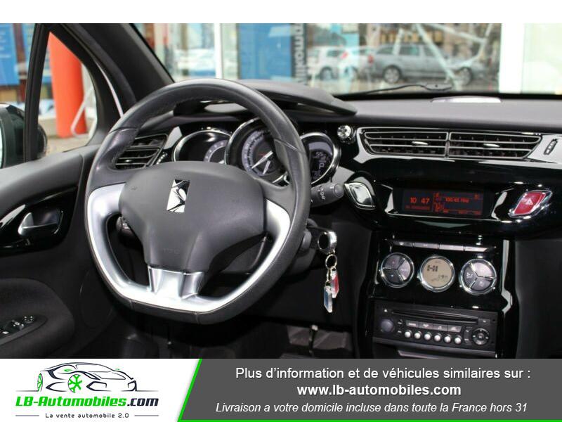 Citroen DS3 VTi 120 / So Chic A Blanc occasion à Beaupuy - photo n°2