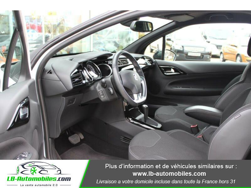 Citroen DS3 VTi 120 / So Chic A Blanc occasion à Beaupuy - photo n°4