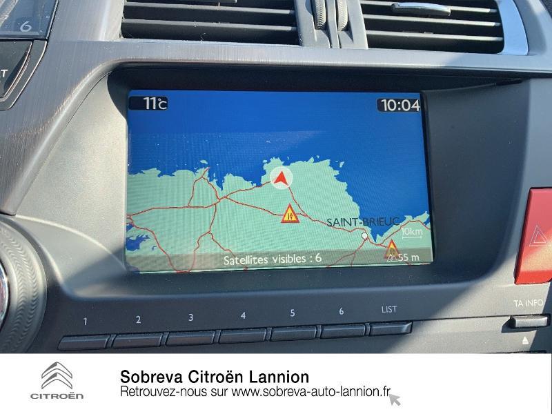 Citroen DS5 2.0 BlueHDi180 So Chic S&S EAT6 Gris occasion à LANNION - photo n°16