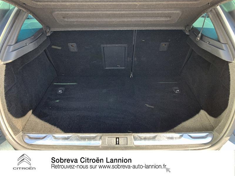 Citroen DS5 2.0 BlueHDi180 So Chic S&S EAT6 Gris occasion à LANNION - photo n°6