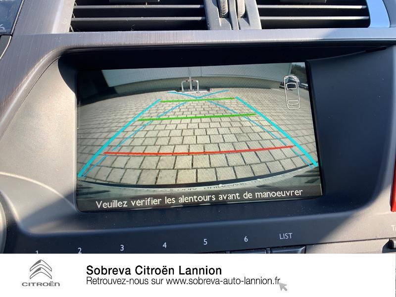 Citroen DS5 2.0 BlueHDi180 So Chic S&S EAT6 Gris occasion à LANNION - photo n°14