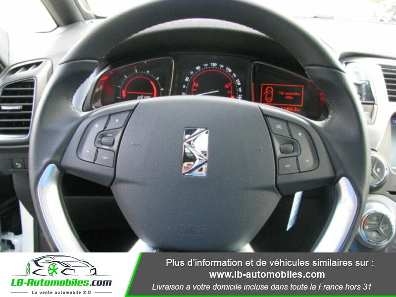 Citroen DS5 2.0 HDI 150 Blanc occasion à Beaupuy - photo n°4