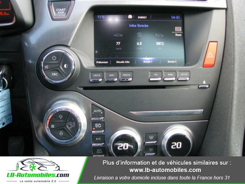 Citroen DS5 2.0 HDI 150 Blanc occasion à Beaupuy - photo n°5