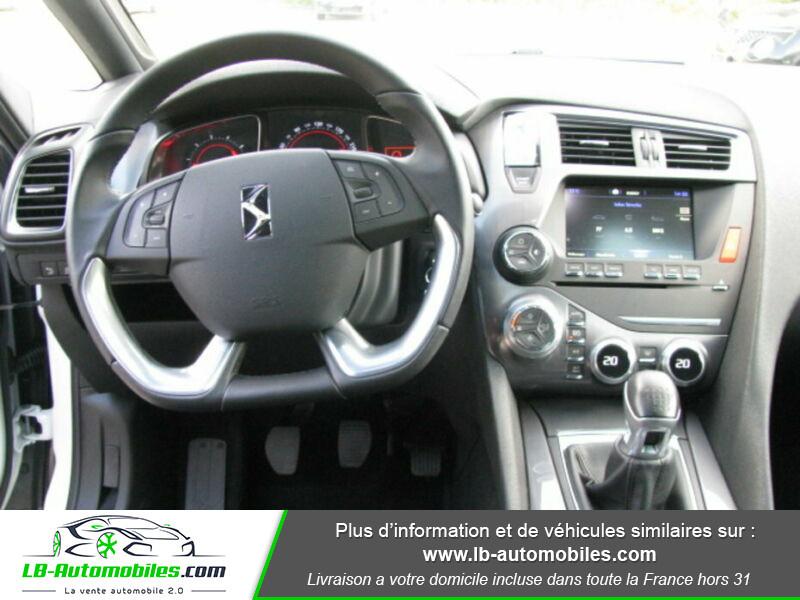 Citroen DS5 2.0 HDI 150 Blanc occasion à Beaupuy - photo n°2