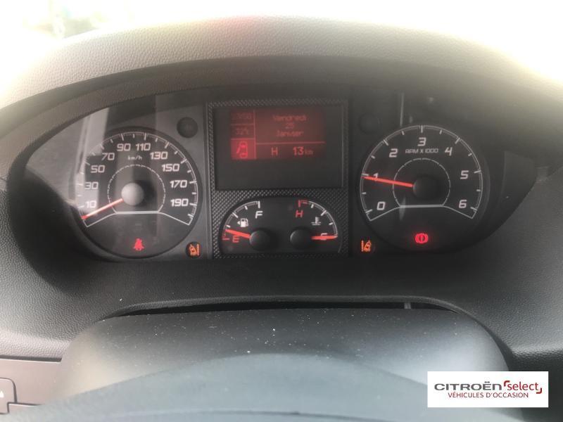 Citroen Jumper 30 L2H2 2.2 BlueHDi 140 S&S Driver Blanc occasion à ONET LE CHATEAU - photo n°14