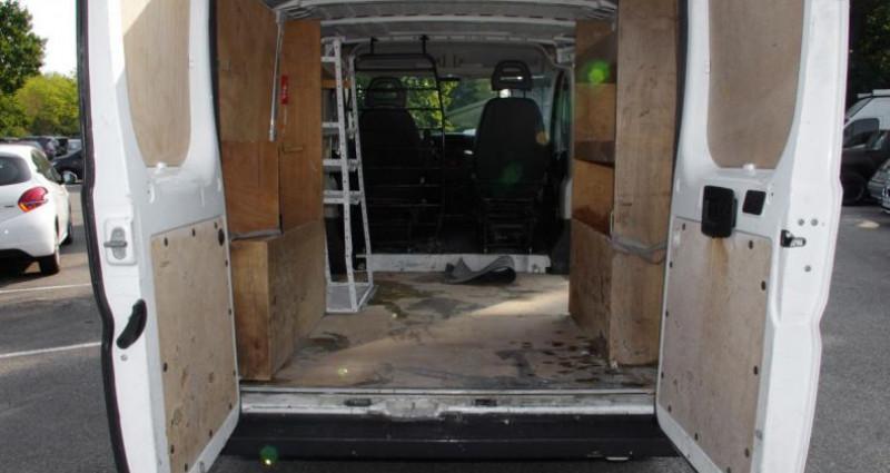 Citroen Jumper II FOURGON TOLE 30 L1H1 HDI 110 FAP CONFORT Blanc occasion à Chambourcy - photo n°7