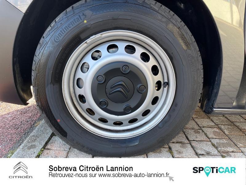Citroen Jumpy FOURGON M BLUEHDI 120 S&S EAT8 DRIVER Gris occasion à LANNION - photo n°11