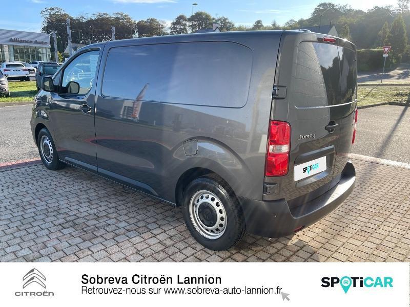 Citroen Jumpy FOURGON M BLUEHDI 120 S&S EAT8 DRIVER Gris occasion à LANNION - photo n°7