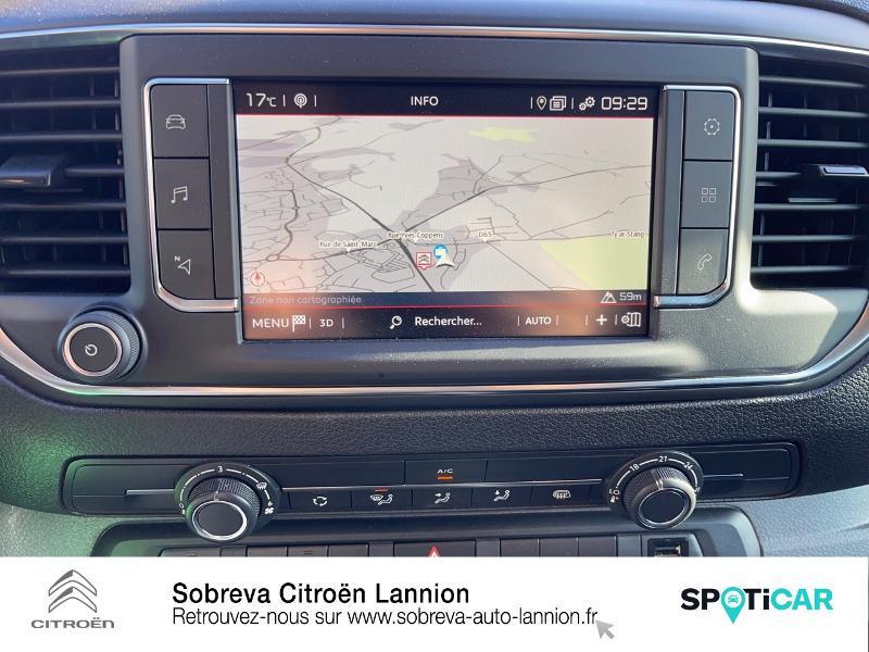 Citroen Jumpy FOURGON M BLUEHDI 120 S&S EAT8 DRIVER Gris occasion à LANNION - photo n°13
