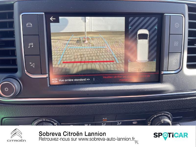 Citroen Jumpy FOURGON M BLUEHDI 120 S&S EAT8 DRIVER Gris occasion à LANNION - photo n°15