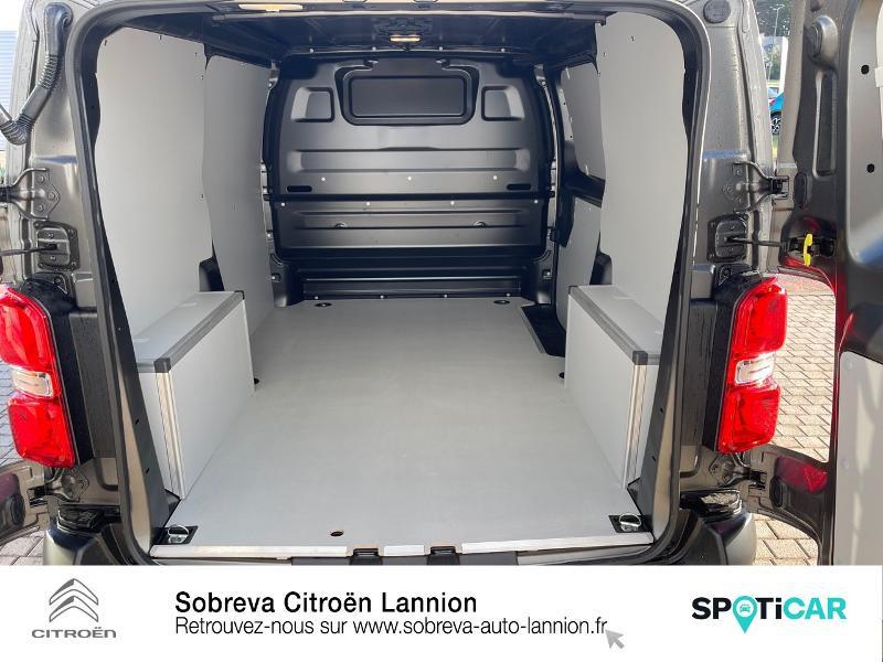Citroen Jumpy FOURGON M BLUEHDI 120 S&S EAT8 DRIVER Gris occasion à LANNION - photo n°6