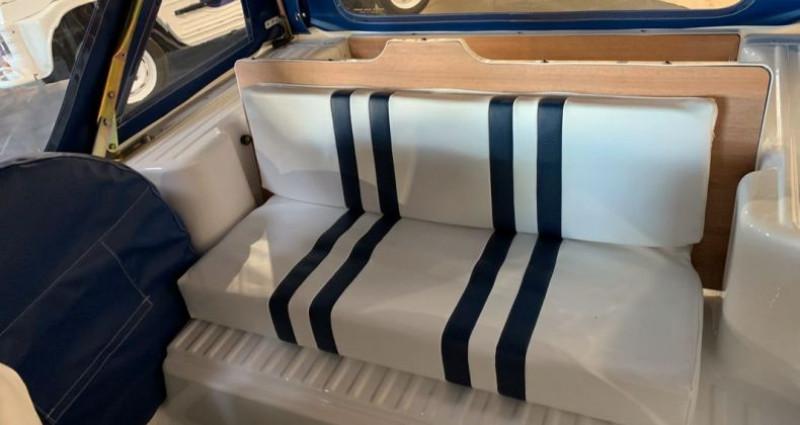 Citroen Mehari et véritable azur 4 places refaite à neuf  occasion à LA BOISSE - photo n°4