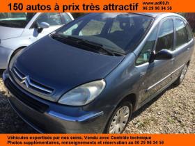 Citroen Xsara Bleu, garage VOITURE PAS CHERE RHONE ALPES à Saint-Bonnet-de-Mure