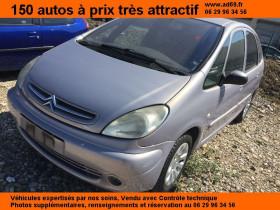 Citroen Xsara Gris, garage VOITURE PAS CHERE RHONE ALPES à Saint-Bonnet-de-Mure