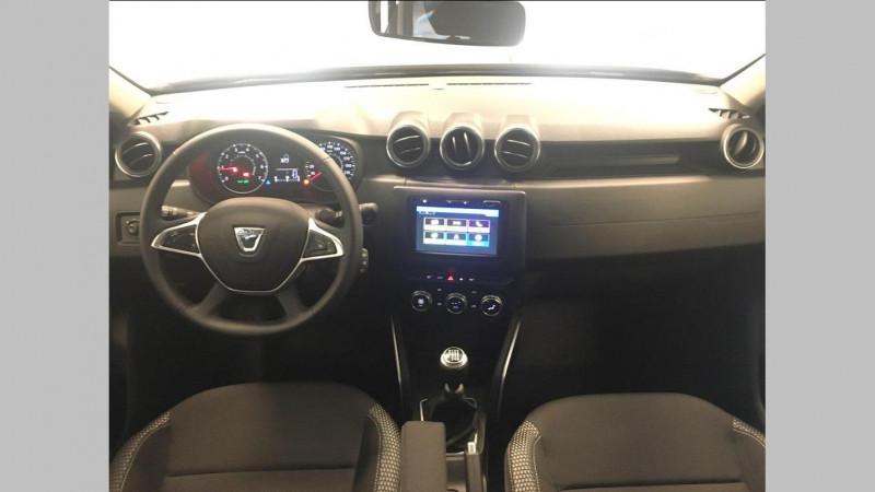 Dacia Duster 1.0 ECO-G 100ch Prestige 4x2 - 20 Gris occasion à VALFRAMBERT - photo n°5