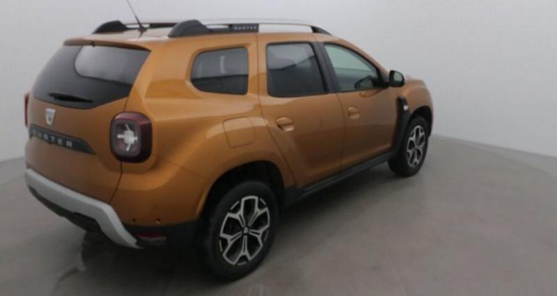Dacia Duster 1.0 TCe 100 PRESTIGE 4X2 Orange occasion à CHANAS - photo n°4