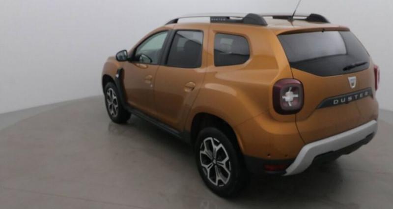 Dacia Duster 1.0 TCe 100 PRESTIGE 4X2 Orange occasion à CHANAS - photo n°3