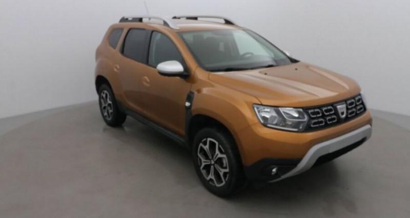 Dacia Duster 1.0 TCe 100 PRESTIGE 4X2 Orange occasion à CHANAS