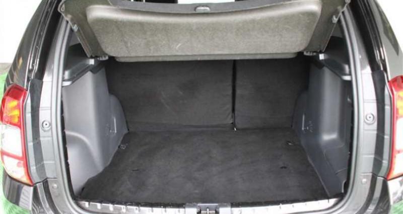 Dacia Duster 1.2 Tce 125 4x2 Explorer Noir occasion à SAINT FULGENT - photo n°6
