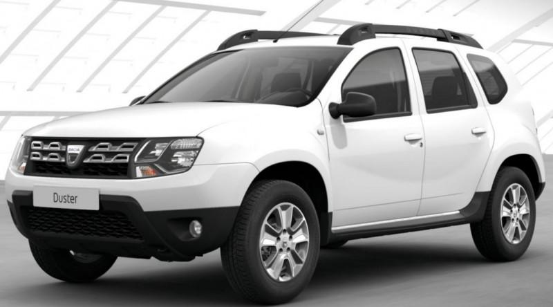 Dacia Duster 1.2 TCe 125ch Confort 4X2 Blanc occasion à FLERS