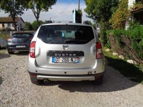 Dacia Duster 1.2 TCE 125CH STEEL 4X4 EURO6  occasion à Aucamville - photo n°6