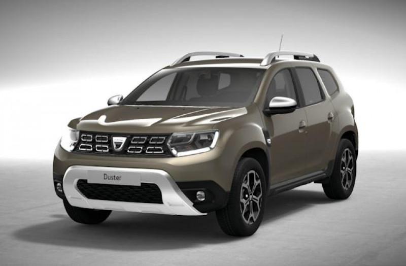 Dacia Duster 1.3 TCe 130ch FAP Prestige 4x2 - 20 Beige occasion à Orthez