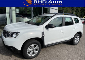 Dacia Duster Blanc, garage BHD AUTO à Biganos