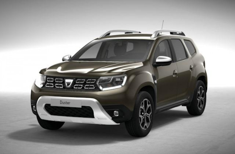Dacia Duster 1.3 TCe 150ch FAP Prestige 4x2  occasion à SAINT BRIEUC